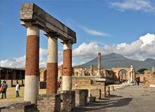 Tour od Pompeii and Herculaneum